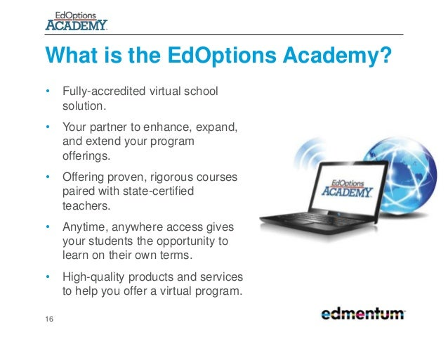 Ed options online school