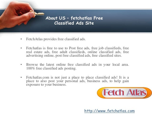 Free adult classified ads
