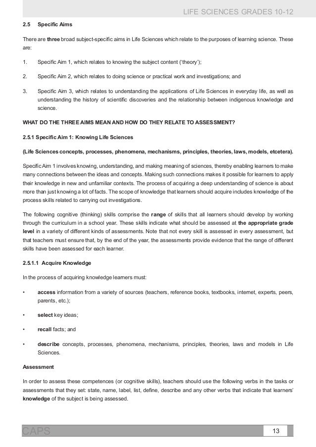 life orientation september 2014 question paper