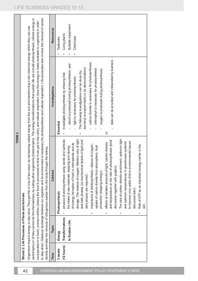 fet life sciences gr 10 12 web 2636 rh slideshare net grade 11 life science study guide grade 11 life science study guide pdf download