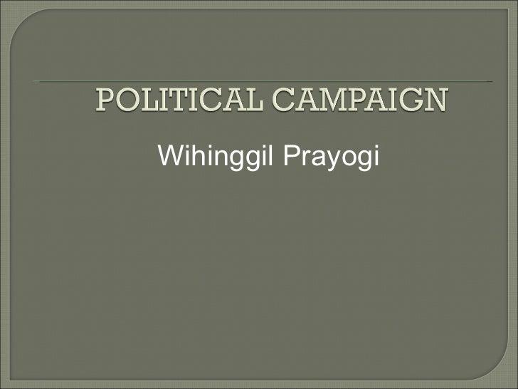 Wihinggil Prayogi