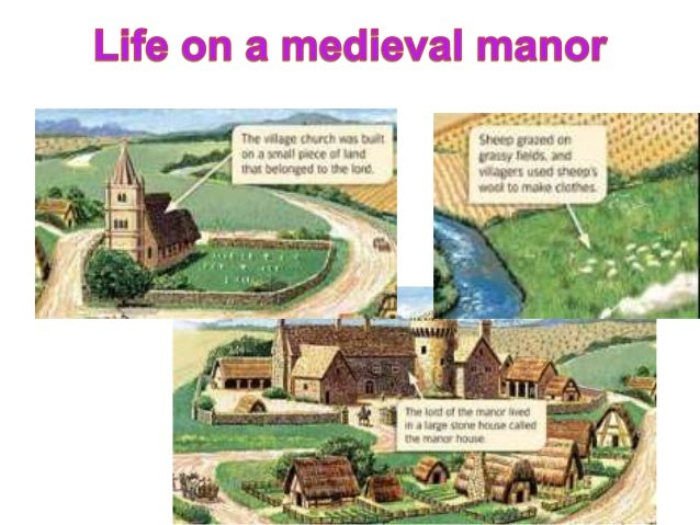 what is manorialism in the middle ages