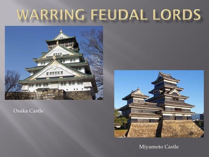 Feudal japan Slide 3