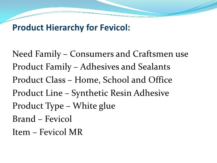 Product Positioning & Promotional Strategy of Fevicol