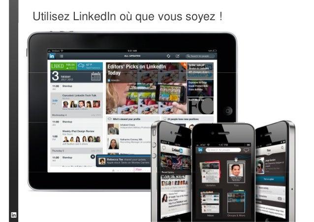 Optimiser son profil LinkedIn.