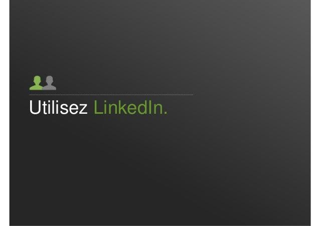 """Partagez avec votre réseau, """"likez"""" et commentez   Des news        Des jobs        Des infos utiles"""