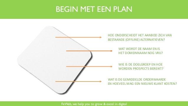 Presentatie E Commerce Xpo Kortrijk 2017 Namens Feweb Hoe Begin I