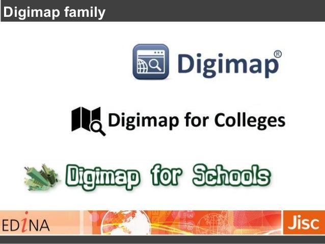 Digimap family