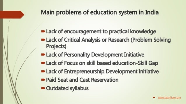 problems with education Latest education news, comment and analysis on schools, colleges, universities, further and higher education and teaching from the guardian, the world's leading liberal voice.