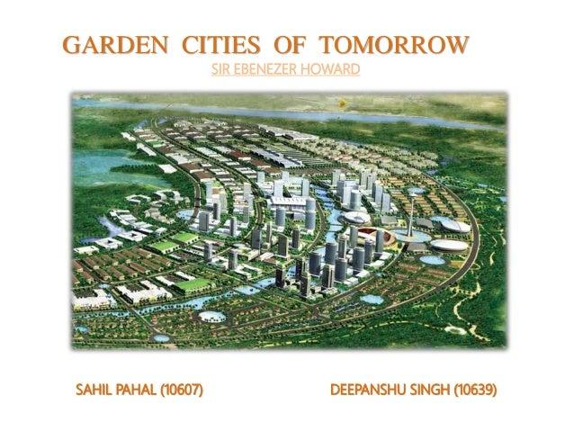 Image result for howard the garden city