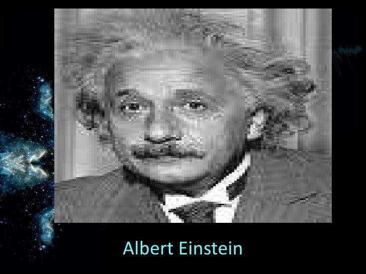 ff<br />Albert Einstein<br />