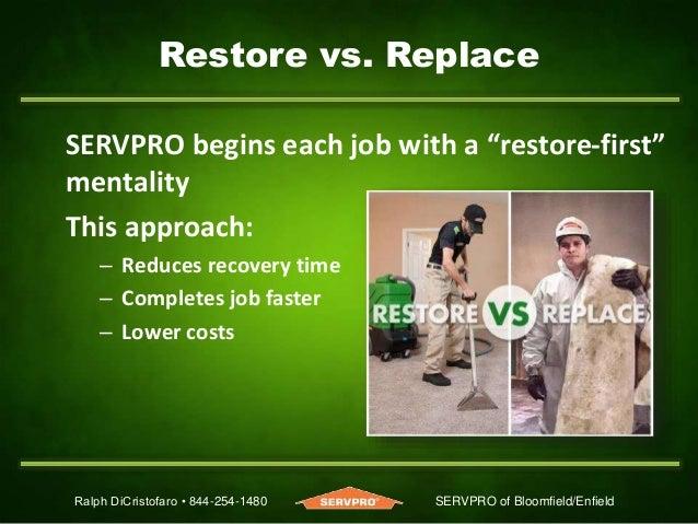 Fire And Water Restoration Job Description