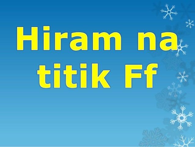 Katinig Ff