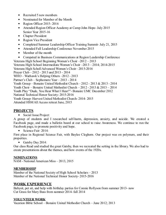 national american miss resume image collections resume format