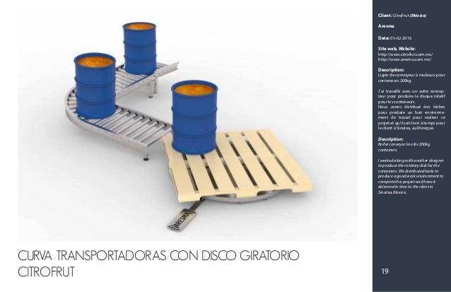 Client: CitroFrut (México) Aresma Date: 05-02-2016 Site web, Website: http://www.citrofrut.com.mx/ http://www.aresma.com.m...