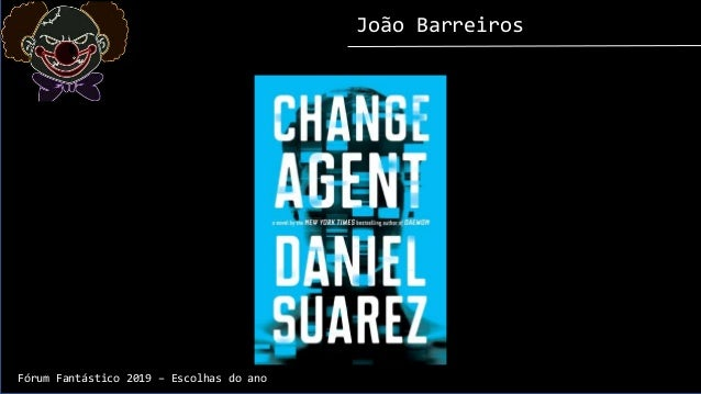 João Barreiros Fórum Fantástico 2019 – Escolhas do ano