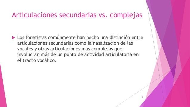Articulaciones complejas Slide 3