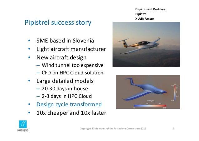 Pipistrel successstory • SMEbasedinSlovenia • Lightaircraftmanufacturer • Newaircraftdesign – Windtunneltooexpe...