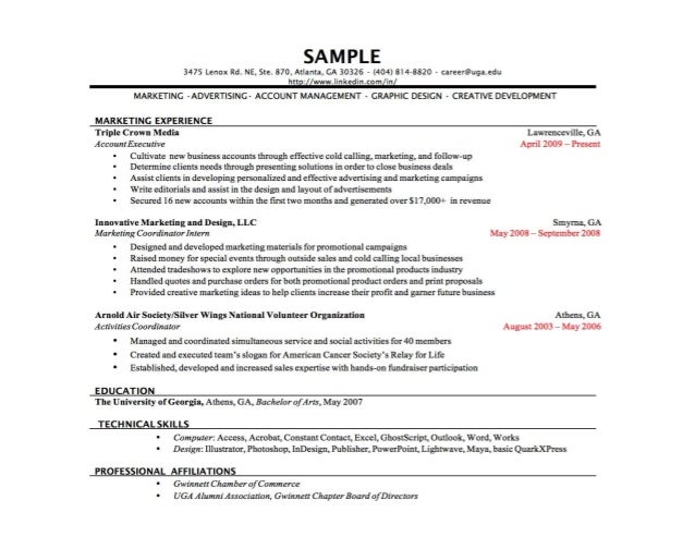 How to write a resume with gaps in employment