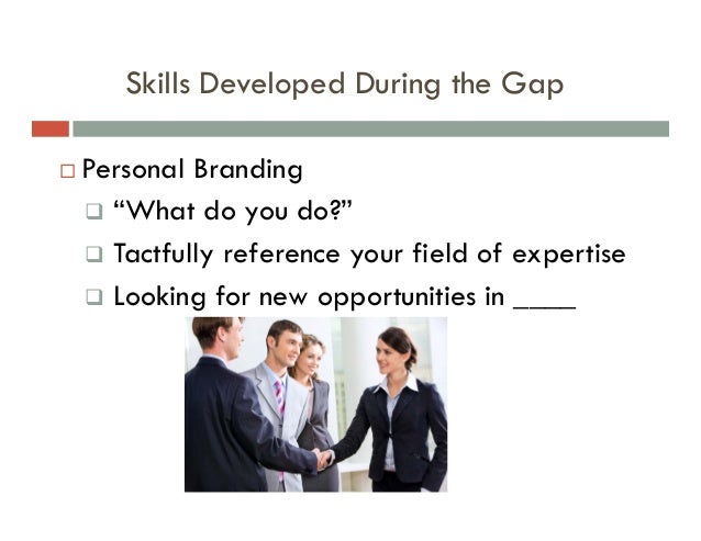 employment gaps reframing your experiences