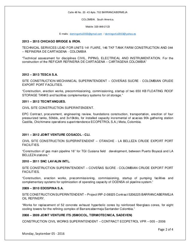brieffing cv j  domingo ortiz v1 english