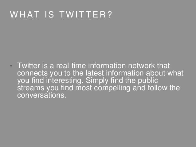 Ff4   social media for festivals - introduction to twitter Slide 2