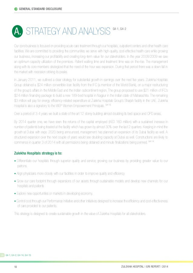 GRI Annual Report