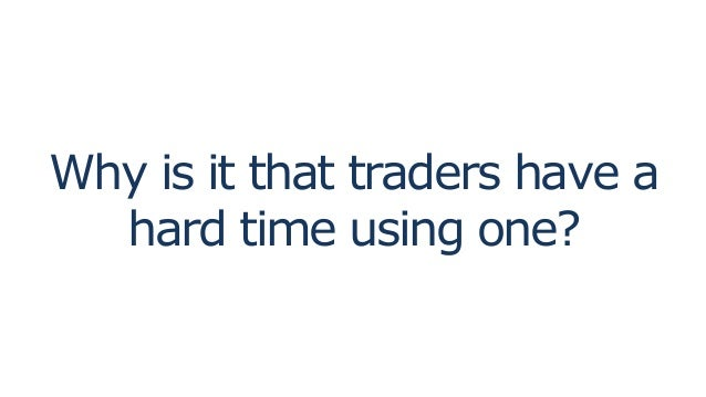 Using A Trading Log Or Just Winging It?