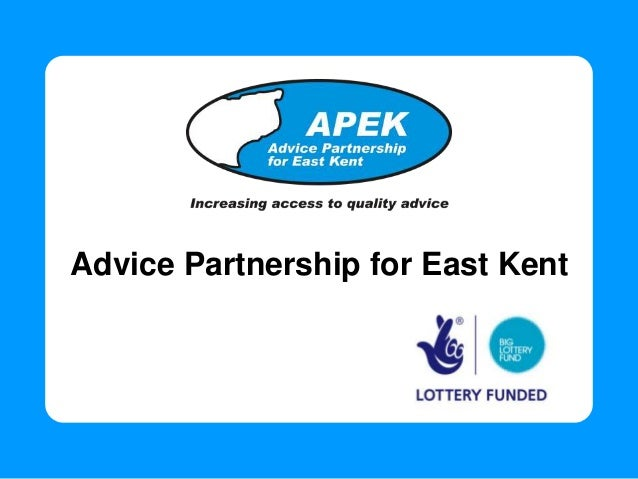 Advice Partnership for East Kent