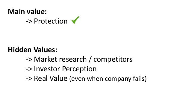 FFCON19:  Hidden Values of Patenting (Thiago Caires, CEO, Matr Performance) Slide 3