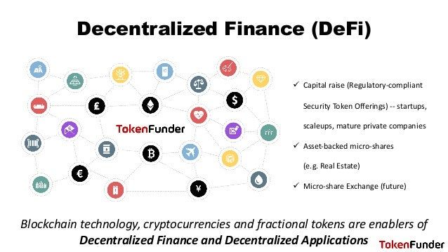 FFCON19:  Stablecoins, will Central Banks Manage the Disruption of Decentralized Finance (Alan Wunsche, CEO, TokenFunder) Slide 3