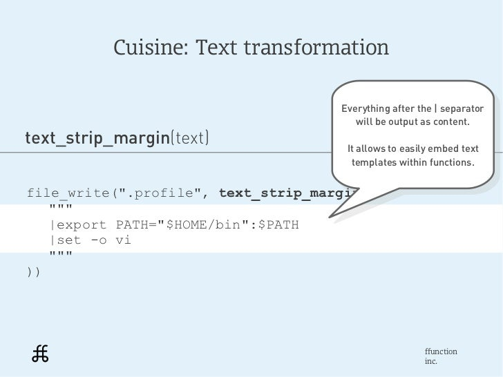 Cuisine: Text transformation                                     Everything after the   separator                         ...