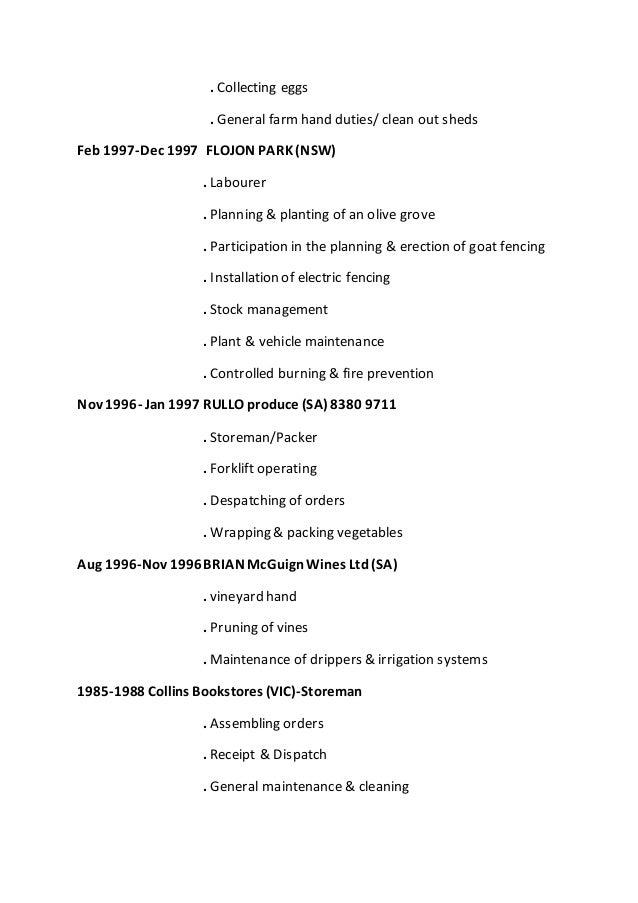 STEVEN REDMAN resume nov 2015