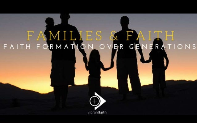 Overview • A 35-year study of families and generations • Influence of parents & grandparents on religion • Are families st...