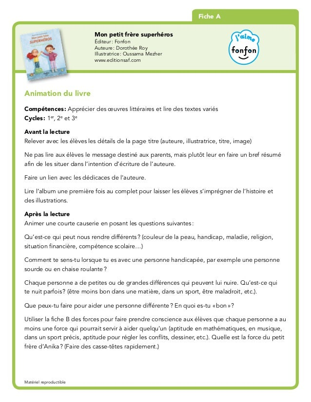 Resume des oeuvres litteraires