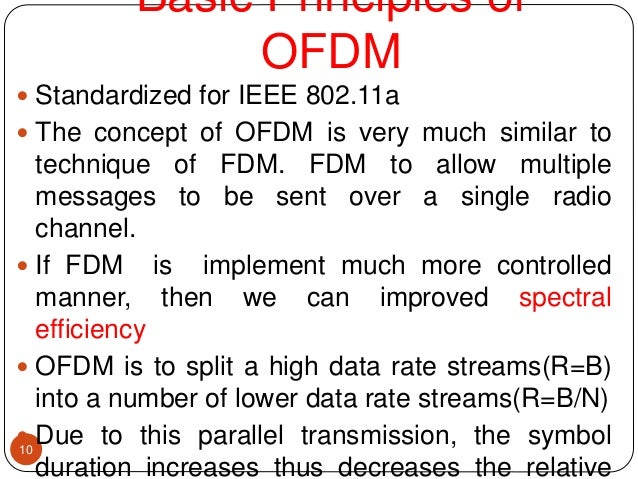 Phd thesis on ofdm