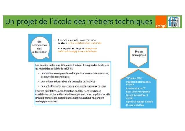 Un projet de l'école des métiers techniques • 6 compétences clés pour tous pour soutenir notre transformation culturelle •...
