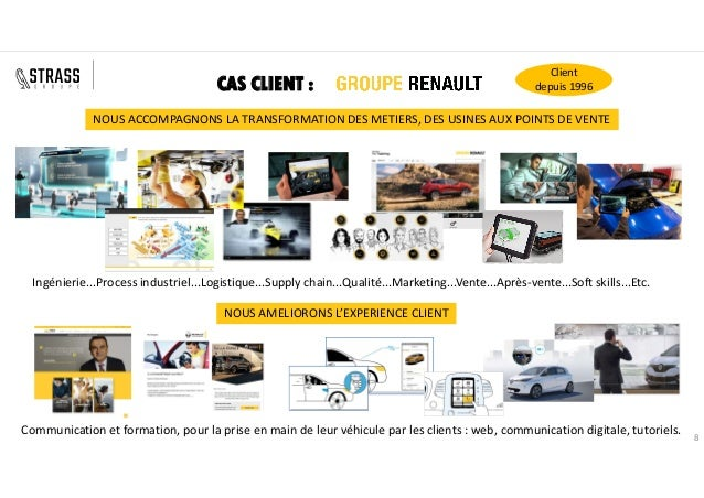 8 CAS CLIENT : Ingénierie...Process industriel...Logistique...Supply chain...Qualité...Marketing...Vente...Après-vente...S...