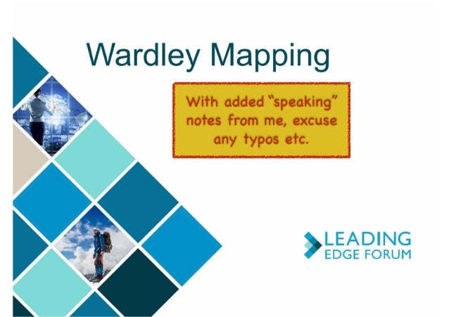 An introduction to Wardley Maps