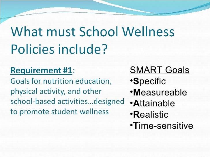<ul><li>SMART Goals </li></ul><ul><li>S pecific </li></ul><ul><li>M easureable </li></ul><ul><li>A ttainable </li></ul><ul...