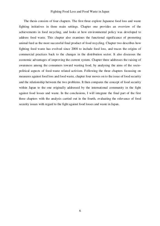 master thesis fbw