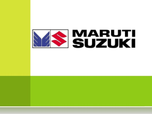 suzuki case study Maruti suzuki india limited industrial relations b harvard case study solution and analysis of case study solution & analysisin most courses studied at harvard business schools, students are provided with a case study.