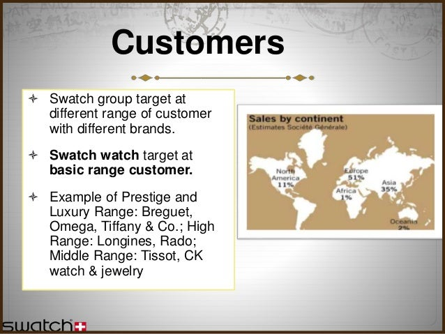 birth of swatch case analysis Case study: the birth of the swatch -product design: swatch is a watch with fashion decorations and emotion massage product to consumers, and swatches were clear that it was unlike any other traditional timekeeping instrument on the market.
