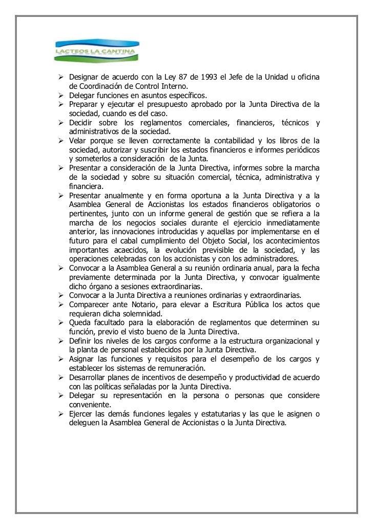 4.10.5 REGLAMENTOS    Ámbito y sujetos de aplicación    El presente Código es aplicable a todos los empleados de lácteos L...