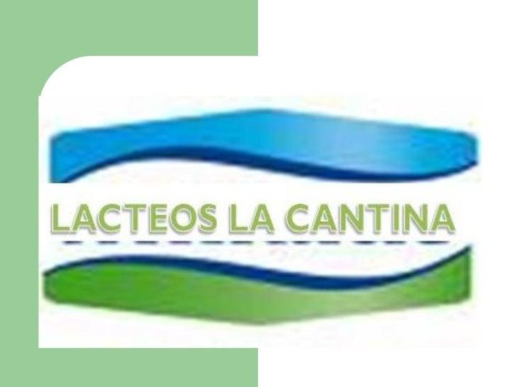 """PRODUCCION Y COMERCIALIZACION DE    QUESO Y DERIVADOS LÁCTEOS   MISION La misión de nuestra empresa lácteos """"La Cantina"""" e..."""