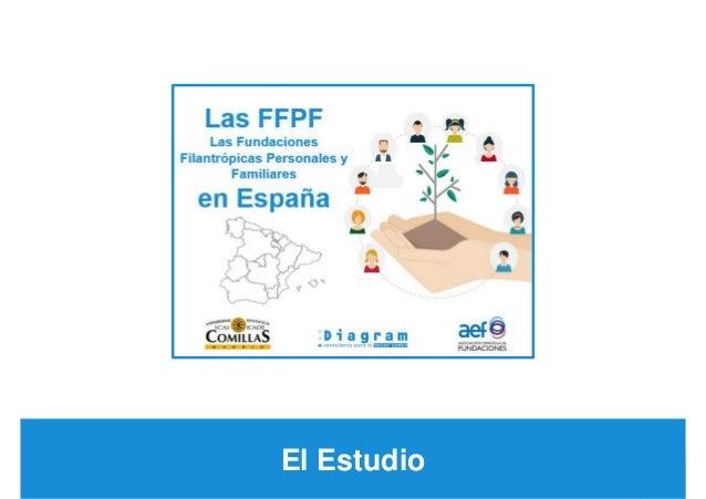5 FFPF. Las Fundaciones Filantrópicas Personales y Familiares en España El Estudio