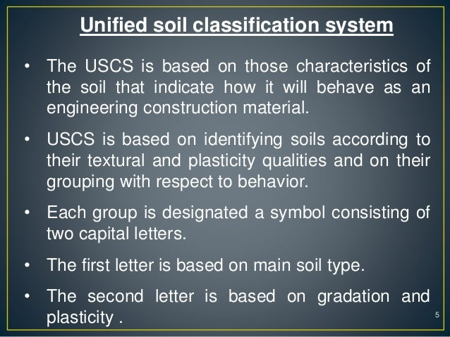 Soil classification and construction equipments for Soil 5 letters
