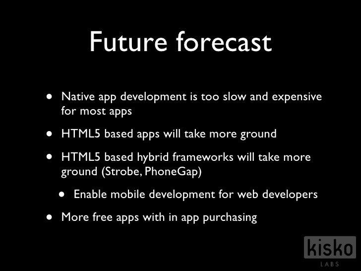 Mobile Development - Future Female