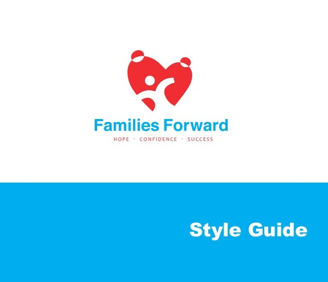 Families Forward Study Guide 1Style Guide