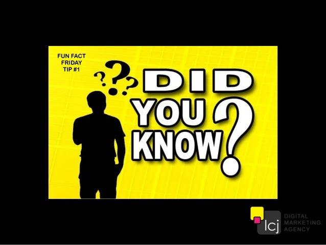 FUN FACT  Di1G. |f'l§'Al--I ,  . maxerme ,  aeencv